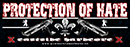 PROTECTION OF HATE - Eastside Sticker