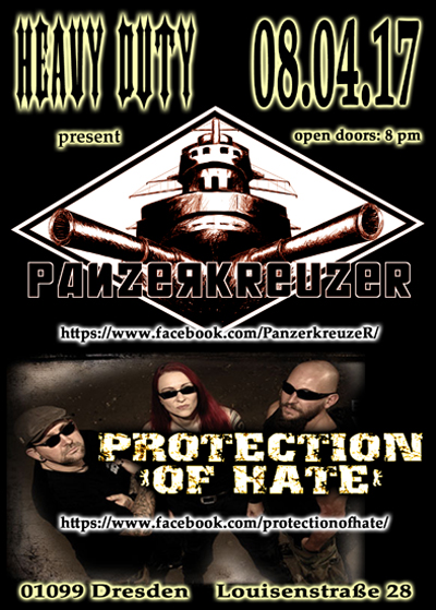 PROTECTION OF HATE - uff Piste